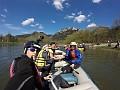 Rafting na Dunajci