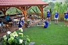 Penzión Antiqua Villa - altánok, záhrada